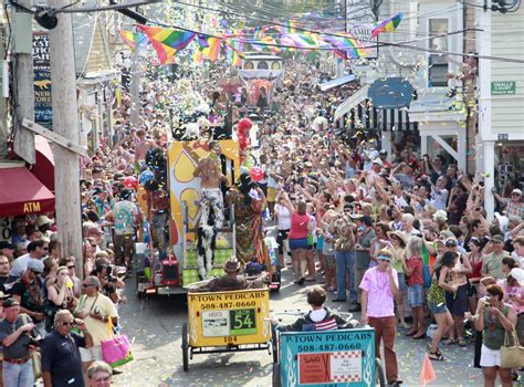5 Sassy Reasons To Catch The Provincetown Carnival Parade