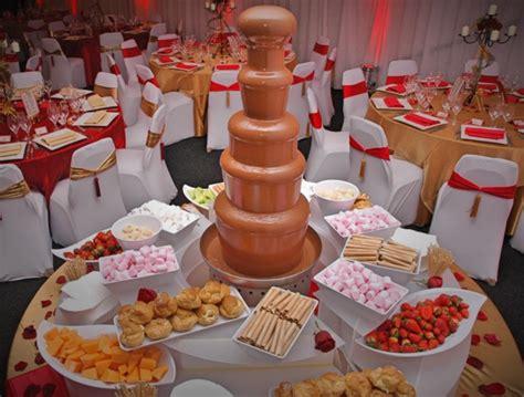 chocolate fountain hire peterborough norfolk cambridge