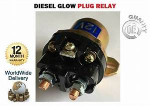 For Mitsubishi Glow Plug Relay U1t10172 Me200211 Md337888