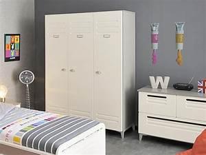 Kinderzimmer Weiß Grau : kinderzimmer lavoro 1 wei grau silber 6 tlg schrank bett nachttisch kommode ebay ~ Sanjose-hotels-ca.com Haus und Dekorationen