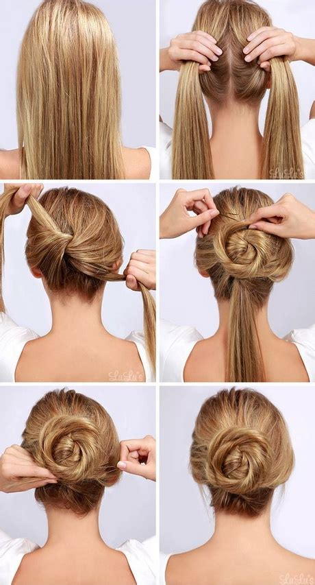 How To Do Hairstyles by Hairstyles To Do On Yourself