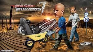 230 voitures bousillées dans Fast & Furious 7 !   CultMax