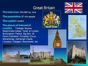 Great Britain - Презентация 7749-7