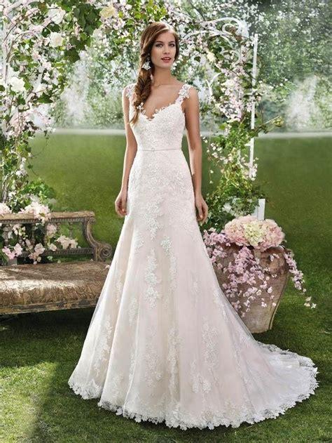 Simple But Elegant Wedding Dresses