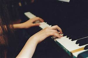 About a girl piano
