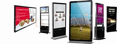 Signage Digital Indoor Retail Advertising Collage China