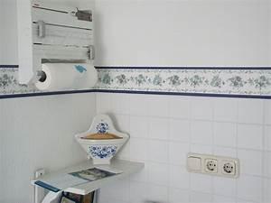 Tapeten Für Bad Und Küche : bord re tapeten borte violette blumen bl ten selbstklebend 4 00 1m k che wand ebay ~ Markanthonyermac.com Haus und Dekorationen