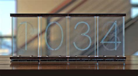 reinventing  led nixie clock led nixe clock