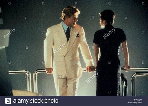 robert redford demi moore film robert redford demi moore indecent proposal 1993 stock