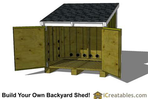 portable generator shed plans 5 2 quot x 3 8 quot lean to generator enclosure plans
