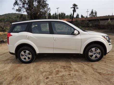 2014 Mahindra Xuv 500 Pictures For India Specification