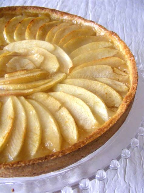 r 234 ve de gourmandises 2 tarte aux pommes