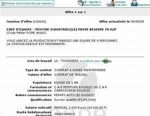 Offre D Emploi Perpignan Pole Emploi : une offre d emploi alimentaire mode s d 39 emploi ~ Dailycaller-alerts.com Idées de Décoration