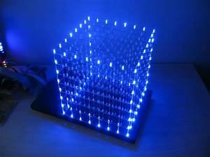 Infinite Rgb Led Cube Table Part 1  U2013 Matrix Blog