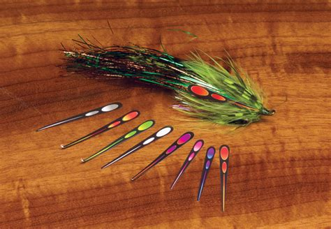 Hareline Real Fake Jungle Cock Fly Tying Sales
