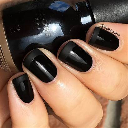 Tip French Nail Matte Nails Funky Tips