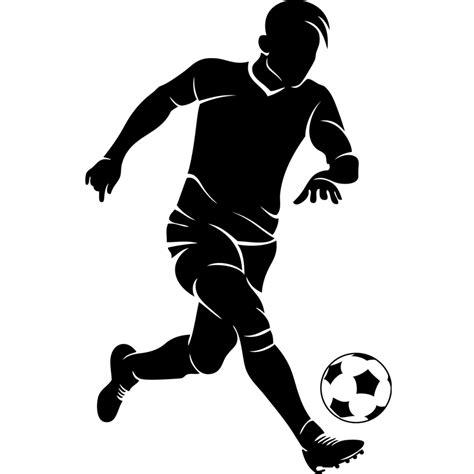 ballon si鑒e stickers sport et football sticker footballeur avec un ballon ambiance live com