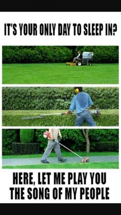 Landscaping Memes - landscaping memes 28 images image 257311 what people think i do what i really lawn mower
