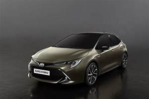 Nouveauté Toyota 2018 : toyota auris 2018 une nouvelle auris 3 pudique gen ve photo 11 l 39 argus ~ Medecine-chirurgie-esthetiques.com Avis de Voitures