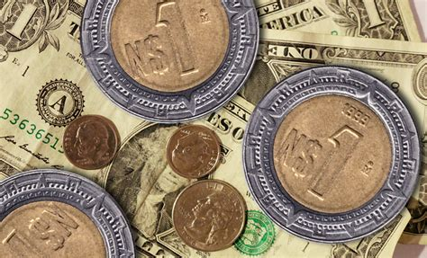 Mexican Peso Hits Record Low Against United States Dollar