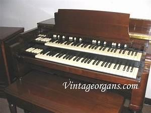 Vintage Hammond Church Organs
