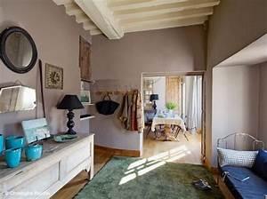Maison Deco Com : maison en normandie une d co chic et classique elle ~ Zukunftsfamilie.com Idées de Décoration