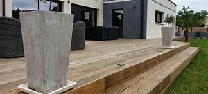 Parquet Qui Gondole : terrasse bois qui gondole ~ Premium-room.com Idées de Décoration