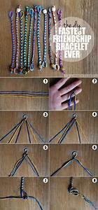 Fast Friendship Bracelets U2019 Wrinkleinthepage