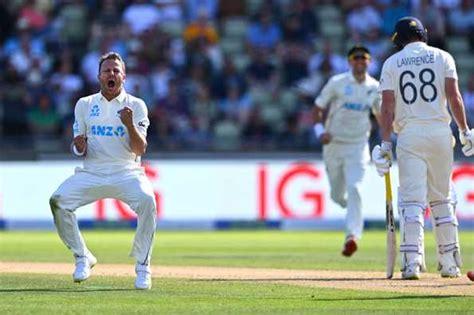 Live Cricket Score - England vs New Zealand, 2nd Test, Day ...