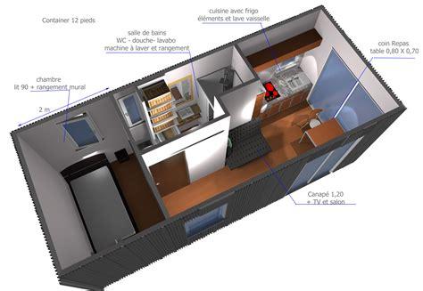 container bureau location aménagements containers pour les professionnels commerces