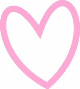 Love clipart cute heart - Pencil and in color love clipart ...