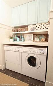 28 beautiful and functional small laundry room design With secrets for functional and attractive laundry room cabinets