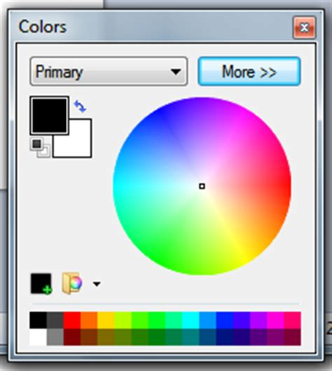 paint net color image how to use paint net how to change colors in paint net