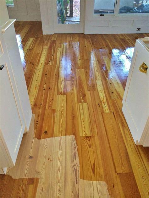 Reclaimed Pine Hardwood Flooring