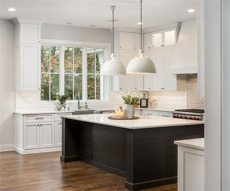 Shiplap Kitchen Cooktop Backsplash Design Ideas