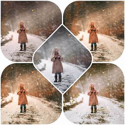 Winter Cozy Jake Olson Preset Magical Collections