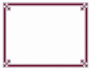 Certificate Borders Vector - Template Update234.com ...