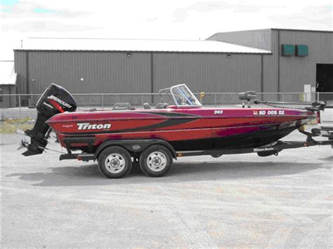 Walleye Boat Hull For Sale by Rob Davis Triton Boat For Sale On Walleyes Inc