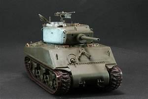 """AMPS Reviews - Tasca US Assault Tank M4A3E2 Sherman """"Jumbo ..."""