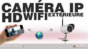 Systeme Video Surveillance Sans Fil : camera de vid osurveillance ip hd sans fil wifi secutec ~ Edinachiropracticcenter.com Idées de Décoration