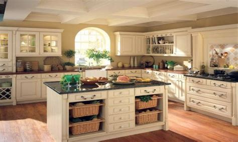 kitchen wall ideas french country kitchen color palette