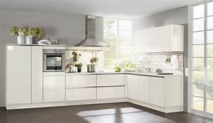 Küche Weiß Hochglanz Grifflos : design einbauk che civetta weiss glaenzend k chen quelle ~ Eleganceandgraceweddings.com Haus und Dekorationen