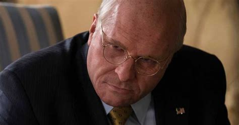 Vice Review Christian Bale Dick Cheney Transformation