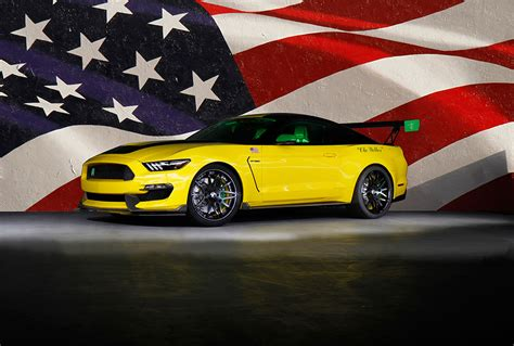 ole yeller shelby gt heads  charity auction
