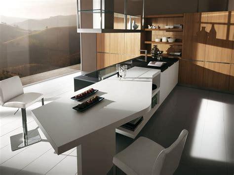 cuisine italienne contemporaine cuisine en polymere 9 photo de cuisine moderne design