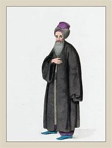 Jewish citizen of Constantinople. Ottoman Empire 1800 ...