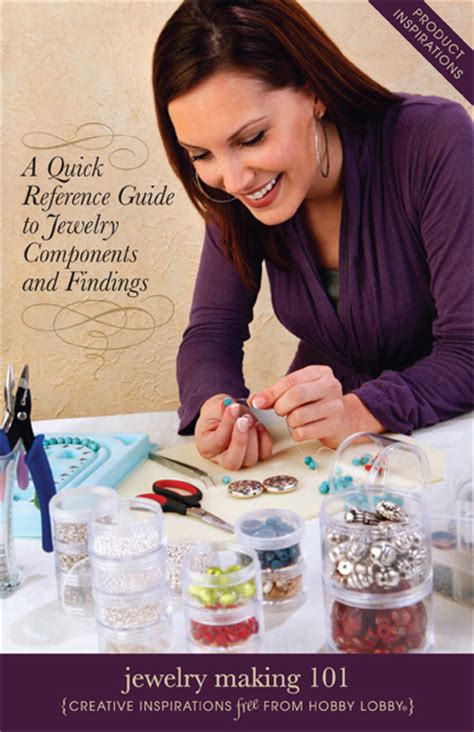 Hobbylobby Projects  Jewelry Making 101