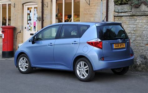 toyota verso   car review honest john