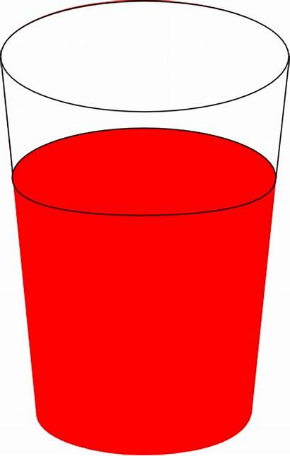 Cup Water Clip Clipart Clker Royalty