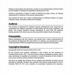 9  Software Manual Templates